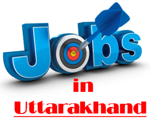 Govt. Jobs in Uttarakhand