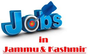 Govt. Jobs in Jammu and Kashmir
